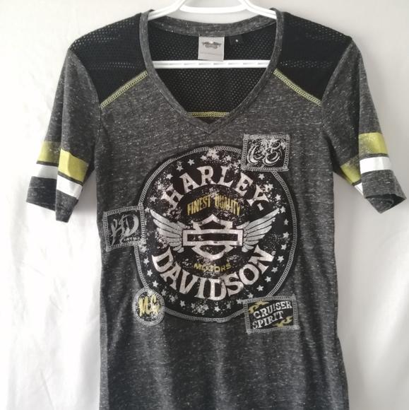 Authentic Harley Davidson T-Shirt